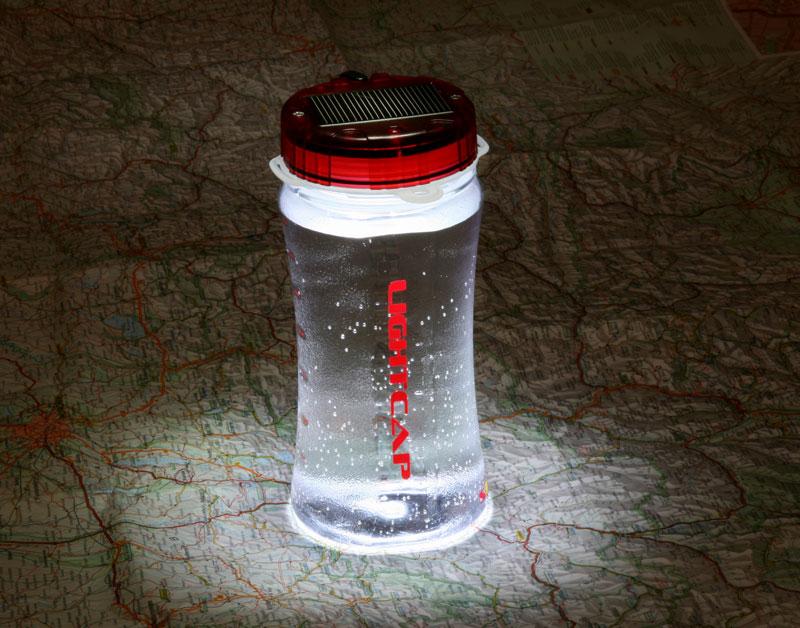 LightCap 300 - Map