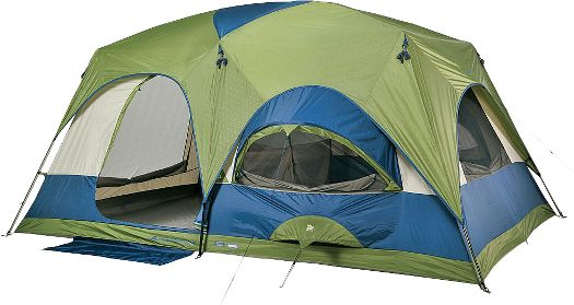 High Sierra Appalachian Family Cabin Tent